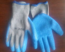 Latex gloves UEC L