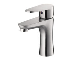 Stainless Steel Bathroom Faucet, M04-1S