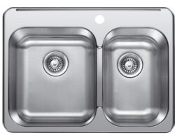 Drop-in, Top mount Sinks