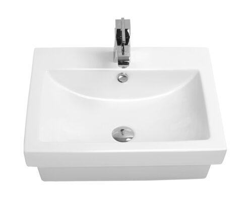 """21"""" Vassel Ceramic sink, MODEL: 6027"""