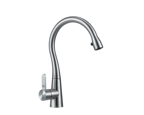 Stainless Steel Pullout Kitchen Faucet, MODEL: FC21S