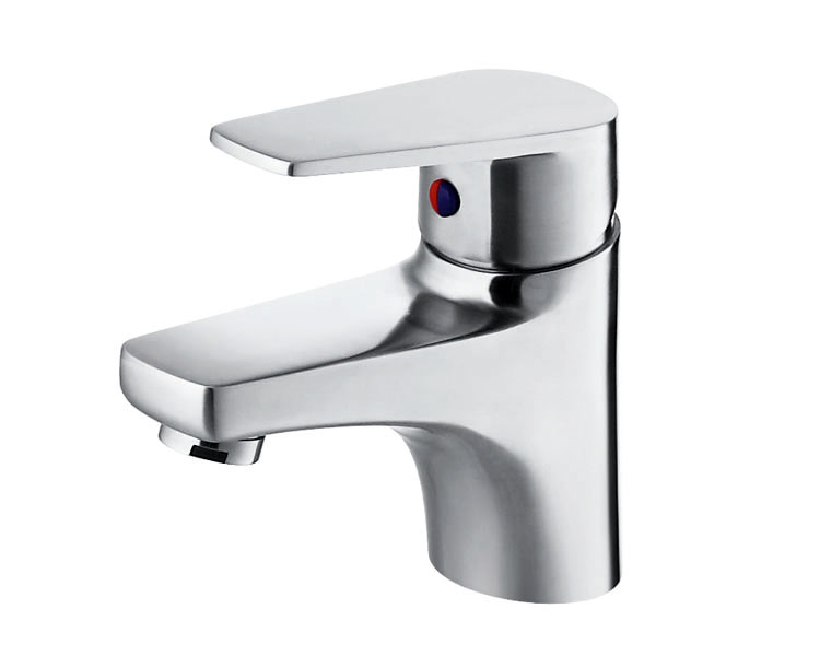 Stainless Steel Bathroom Faucet, UECM02S