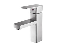 Stainless Steel Bathroom Faucet, UECFM05-1S
