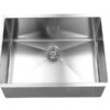 Hand Crafted, Undermount, Single Bowl Laundry/Kitchen Sink, Model: RR2318