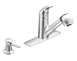 Adler washroom faucet