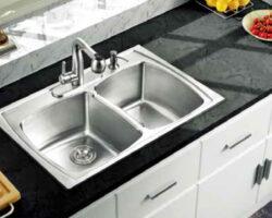 Drop-in, Top mount Sinks